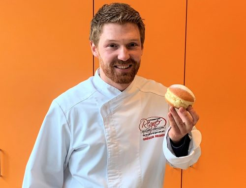 Austrian-style doughnuts by World Confectioner Champion