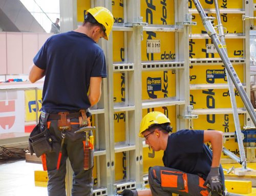 Adding Austrian expertise for the concrete construction skill
