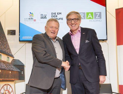 EuroSkills 2020 erhält neue Unterstützung mit Heimvorteil