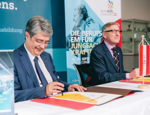 Four companies express their commitment to EuroSkills 2020