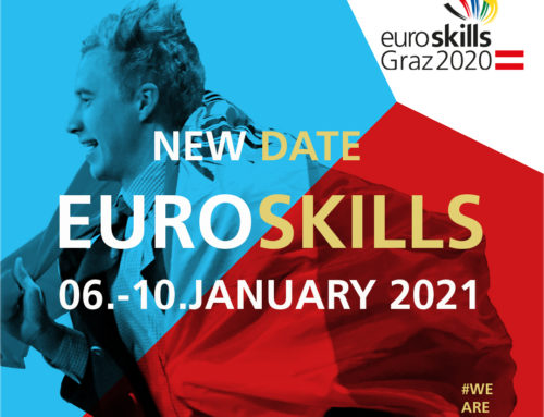 EuroSkills 2020: Postponement of the European Skills Championships until January 2021