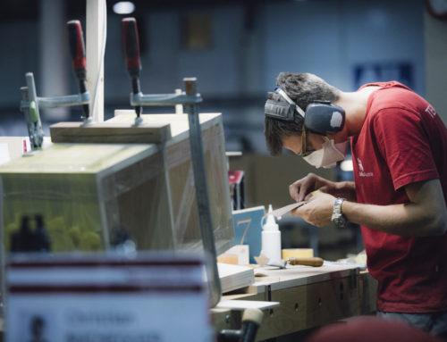 Holzmann Maschinen als starker Partner von EuroSkills 2020