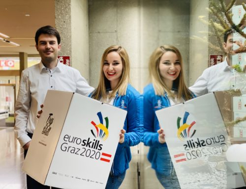 EuroSkills 2020 sucht helfende Hände
