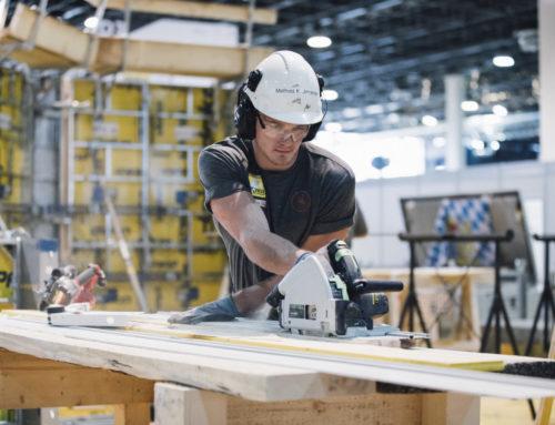 Haus- und Bautechnik-Skills im Rampenlicht