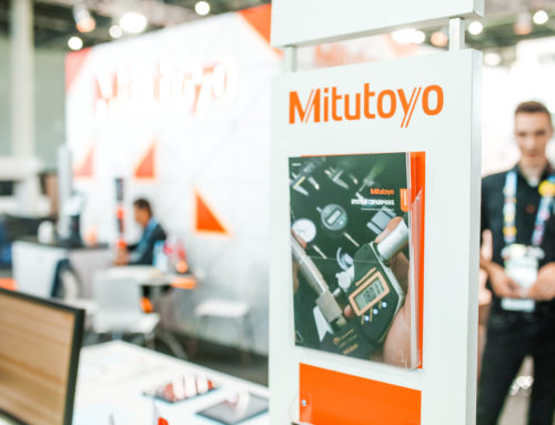 Measuring equipment provider Mitutoyo now supporting EuroSkills